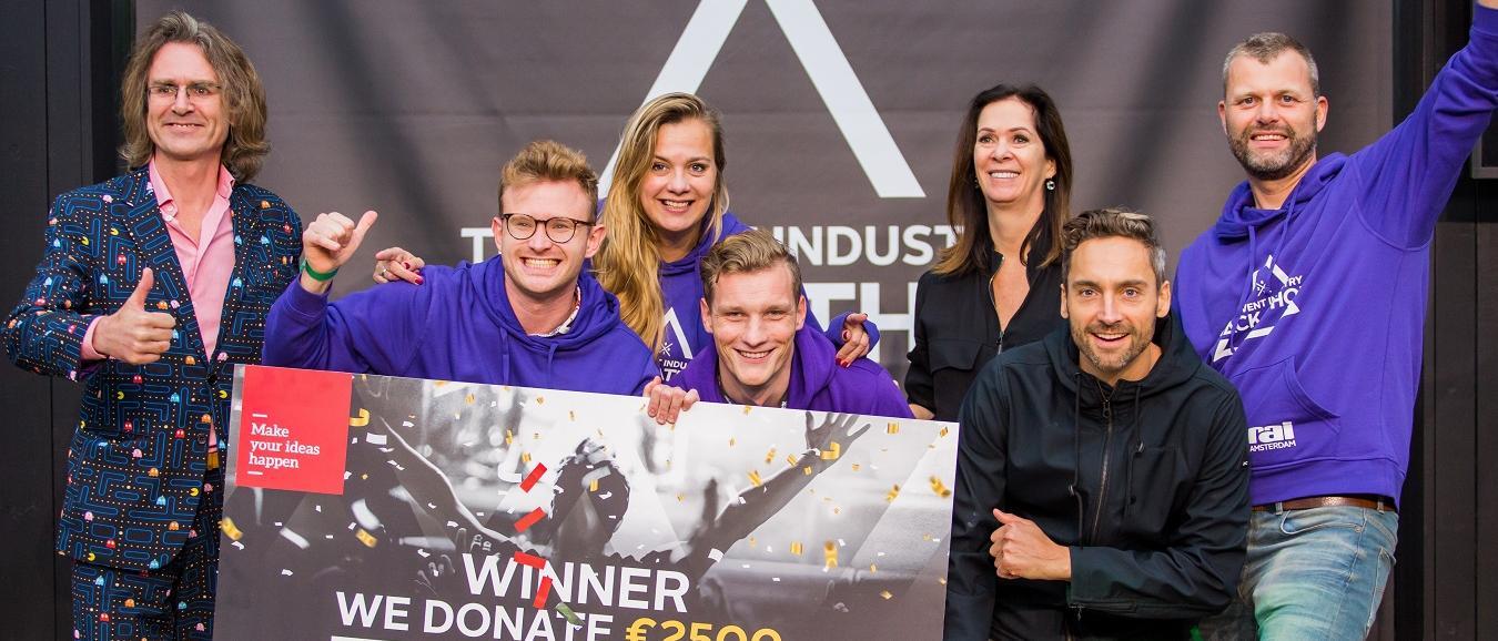 Winnaar eerste Event Industry Hackathon bekend