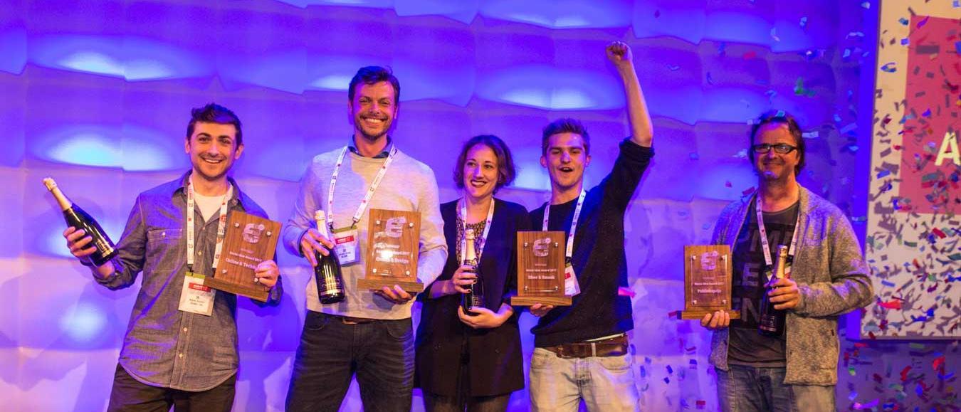 Winnaars Beste Idee Award