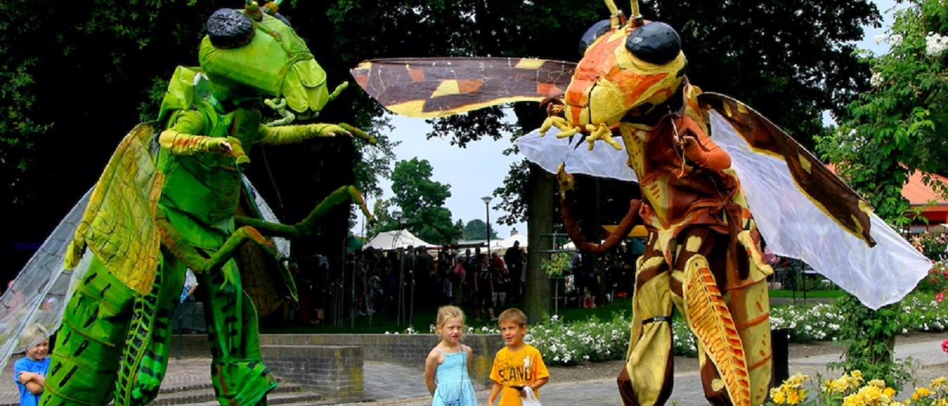 Landgoed Marquette biedt opnieuw podium aan artistiek festival