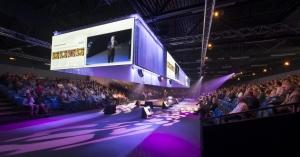 audio visuele techniek voor congressen
