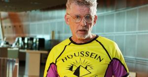 John Buijsman - Marathon shirt