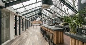 Amstel Boathouse terras | events | restaurant