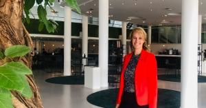 Lydia Baloe algemeen directeur Gooiland Hilversum