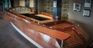 Aquarama Beachclub voor Beachhouse Hotel Zandvoort