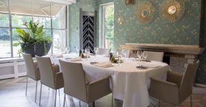 Restaurant Auberge du Bonheur gaat voor natural chic