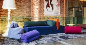 Dutch Design congresmeubilair zorgt voor interactie in Philharmonie