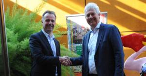 Bart Dohmen managing director Mansveld IMP