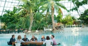 Business as unusual bij Center Parcs Business Solutions