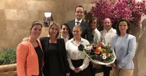 5 Vergaderhamers voor Van der Valk Hotel Apeldoorn