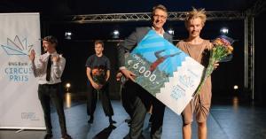 David Eisele wint BNG Bank Circusprijs
