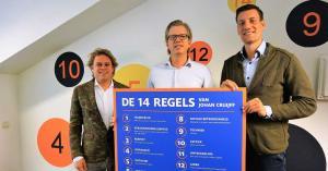 Maessen Tenten geeft evenementen Johan Cruijff Foundation onderdak