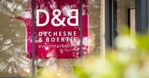 Binnenkort in Events: D&B Eventstrategie 'We doen dit al jaren, maar het bestaat nog niet'