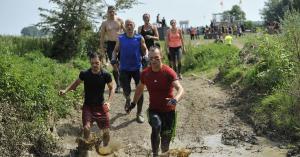 Mud & Water Challenge bij EVM19