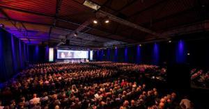 IJsselhallen Zwolle host Nationaal Deltacongres