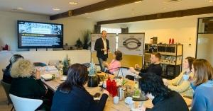 Claus Park Collection stoomt talenten klaar voor volgende stap