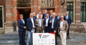 Friesland Convention Partners van start