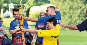 Vanderkruit - Schotse Spelen
