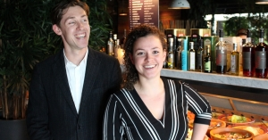 Jelrick Claus en Robin Harting nieuw management Claus