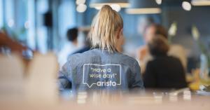 Aristo viert jubileum in vernieuwd meeting center