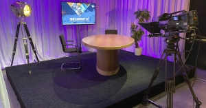 Wolterinck Event Decoration in volle voorbereidingen voor de Nuclear Security Summit 2014