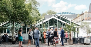 Amstel Boathouse en Vibe Events bundelen krachten