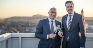 Robbin Grouwels managing partner Klinkhamer Group
