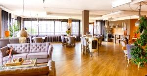 Loungecafé Hofclub Werken en Vergaderen