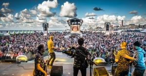Strandconcert Anouk Live on the Beach Scheveningen