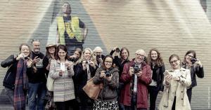 Nationale influencers en pers genieten van Parkstad