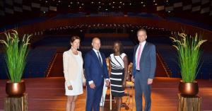 World Forum vier jaar partner voor GNO