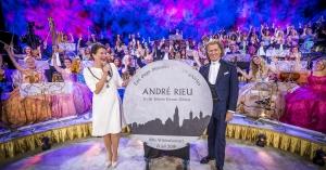 Rieu ontvangt Award van de gemeente Maastricht