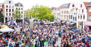 Nieuwe ronde Evenementenfonds Utrecht