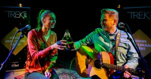 Grolsch voelt zich thuis in theatercafé Flint