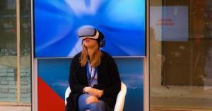 Pop-up VR Room bij MediaMarkt in hartje Utrecht