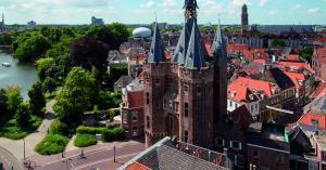 21 Juni: site visit Zwolle