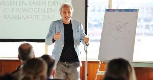 Arjen Lemstra deelt zijn kennis als spreker
