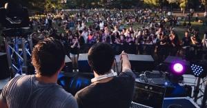 Steeds minder festivals in Nederland