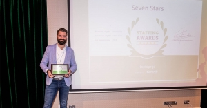 Intermediairs flexmarkt bekroond met Staffing Awards