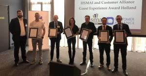 HSMAI reikt Guest Experience Awards uit