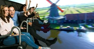 Europese award voor flight experience This is Holland