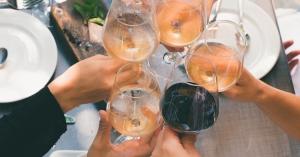Wel de wijn, niet de hoofdpijn