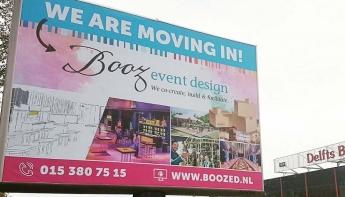 Nieuwe naam en adres voor Booz(ed)