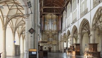 Stedelijk museum Alkmaar viert 500-jarig bestaan van Grote Kerk