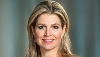 Koningin Máxima opent Social label Lab in Den Bosch