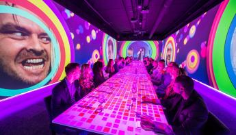 Dinner in Motion opent deuren in Eindhoven