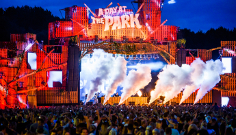 Line-up laatste editie 'A Day at the Park' bekend