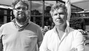 Ambitieus duo zet Rijswijkse accommodatie op de kaart