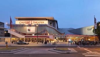 Chassé Theater: imposante eventlocatie in hartje Benelux