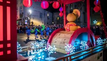 Valkenburg wint Beste Kerststad in Europa Award