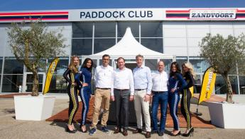 Intertent verzorgt Paddock Club op Circuit Zandvoort